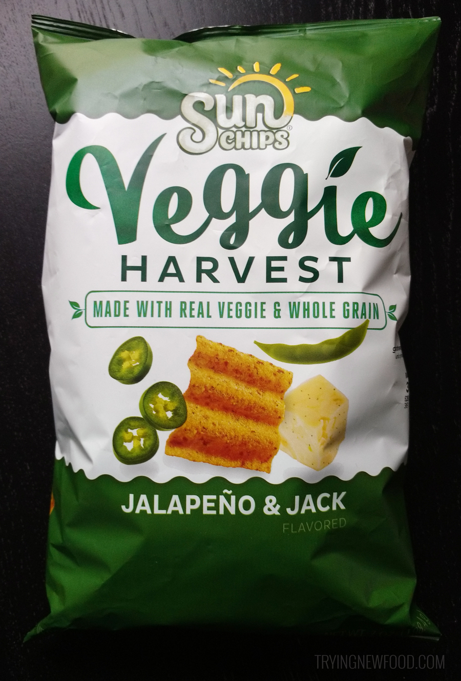 SunChips Veggie Harvest Jalapeno & Jack