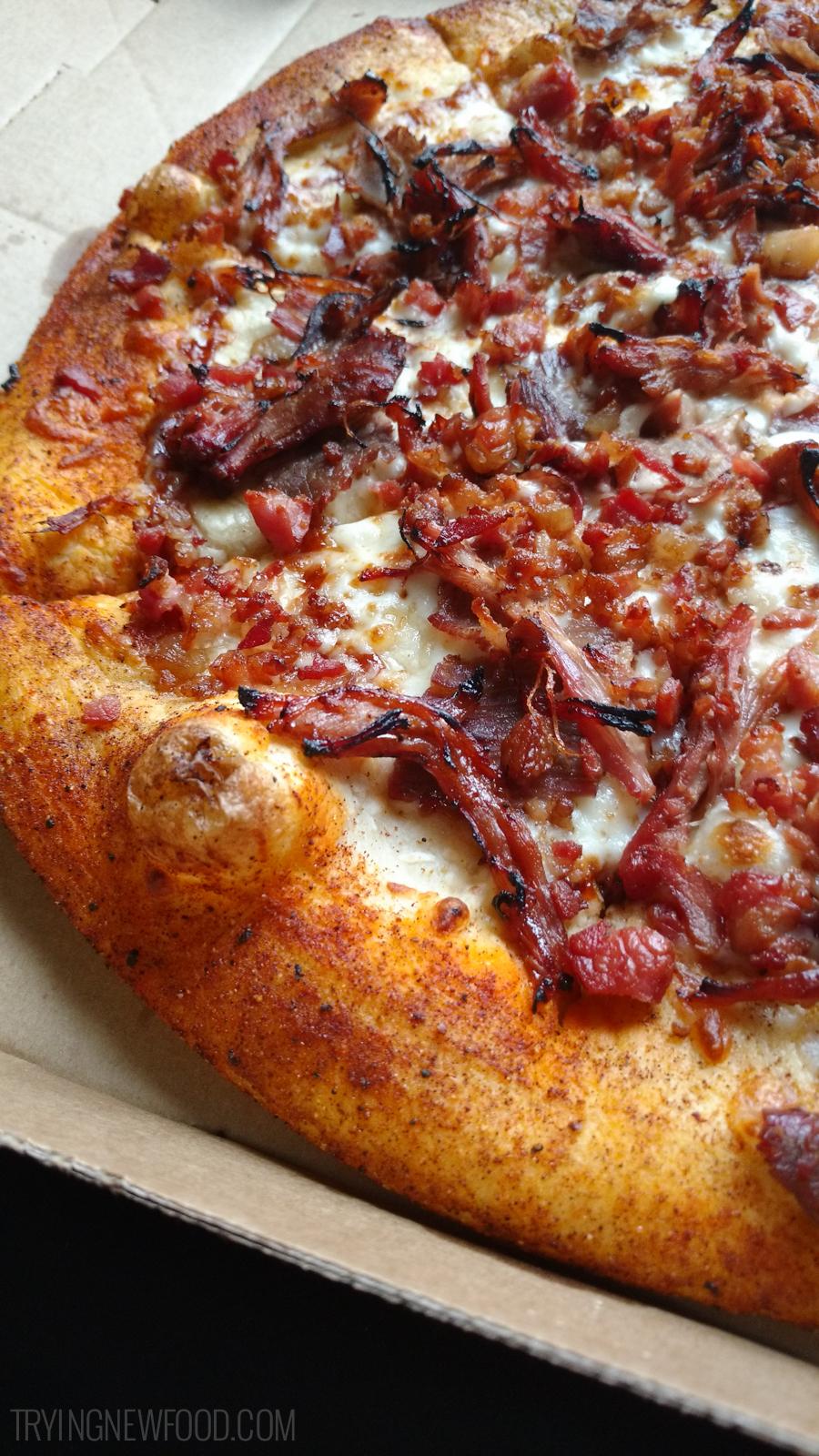 Little Caesars Smokehouse Pizza