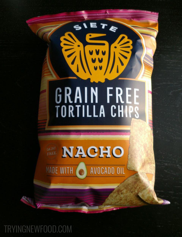 Siete Grain-Free Tortilla Chips